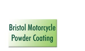 Bristol Motorcycle Powder Coating